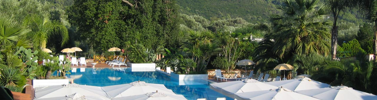 Holiday apartments with pool palinuro