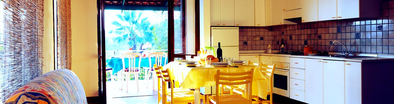 Family self catering holidays Campania