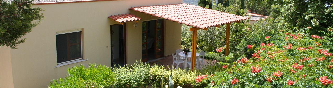 Self catering apartments Cilento
