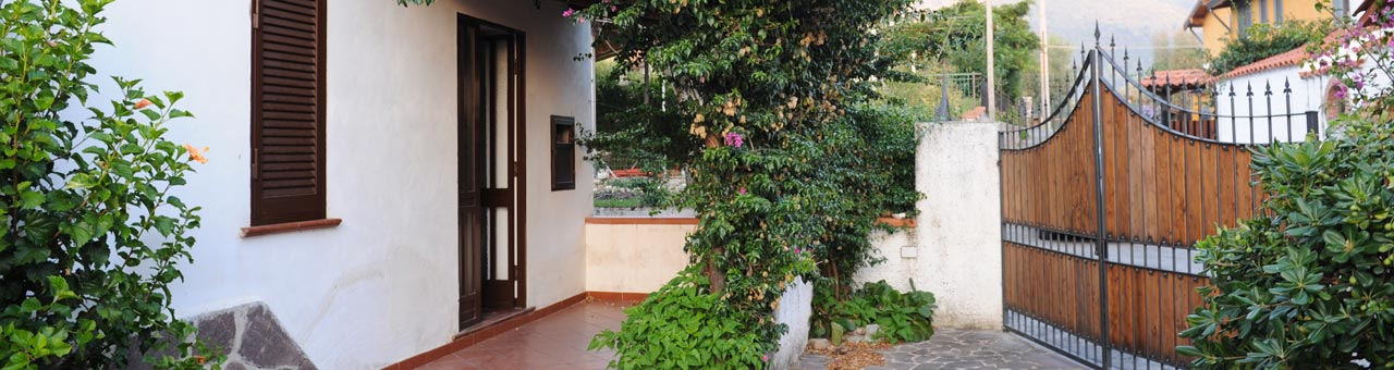 Accommodation for pet friendly holiday in cilento