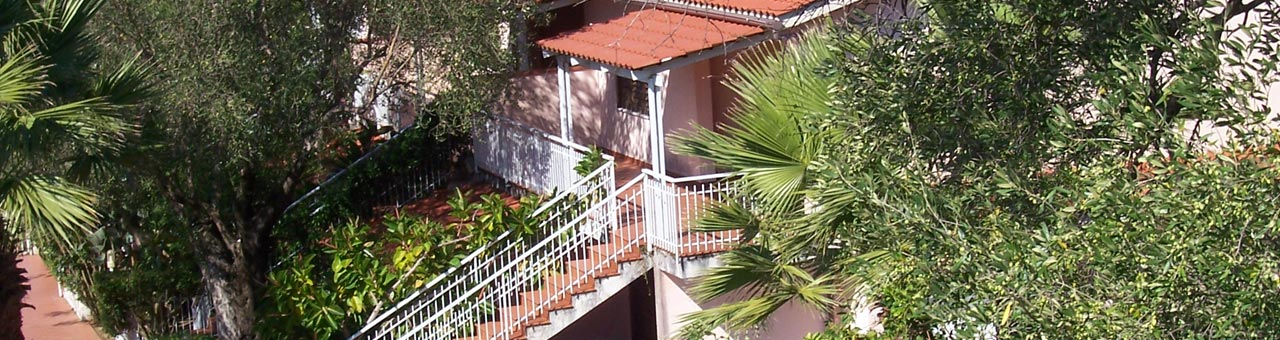 Self catering holidays palinuro