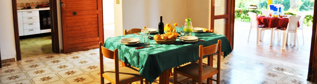 Self catering holidays cilento