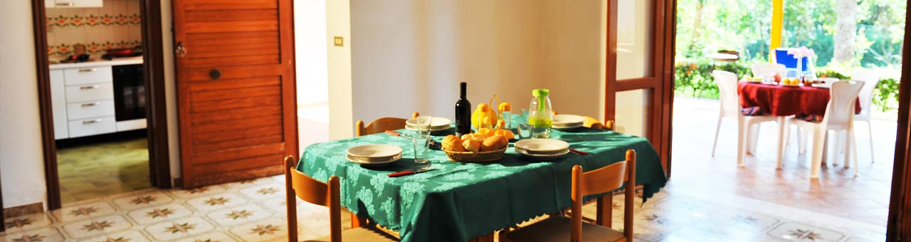 Self catering apartments Palinuro